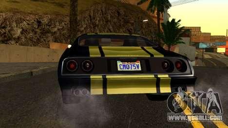 GTA 5 Imponte Phoenix IVF for GTA San Andreas side view