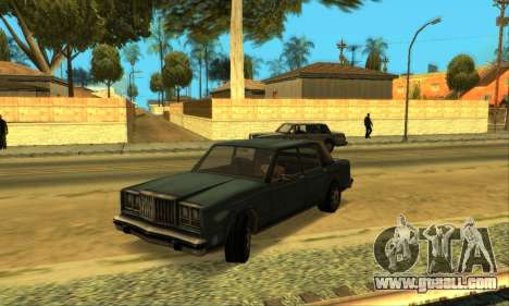 Beta VC Greenwood for GTA San Andreas side view