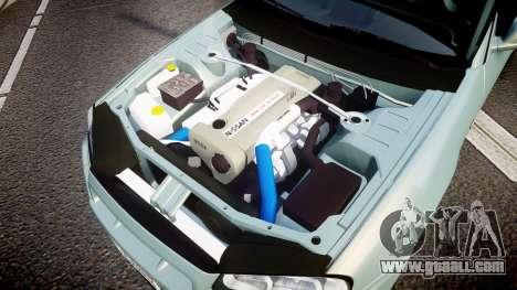 Nissan Skyline R34 GT-R M-Spec Nur for GTA 4 inner view