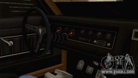 GTA 5 Imponte Dukes ODeath HQLM for GTA San Andreas right view