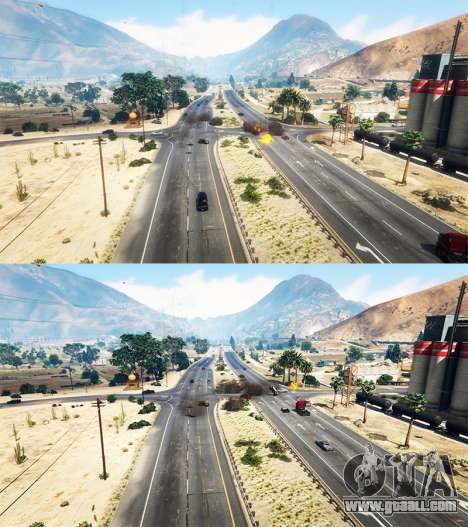 Airstrike v1.1 for GTA 5