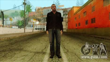 Johnny from GTA 5 for GTA San Andreas