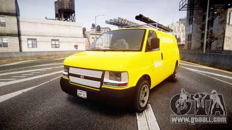 Vapid Speedo Whiz for GTA 4