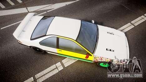 Vapid Fortune Drift v2.0 for GTA 4 right view