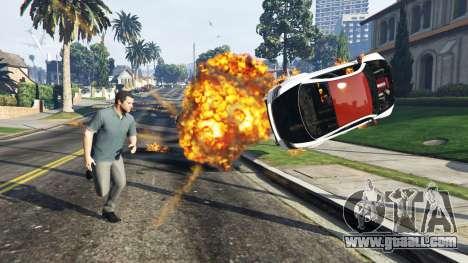 GTA 5 Angry Planes v1.2 third screenshot