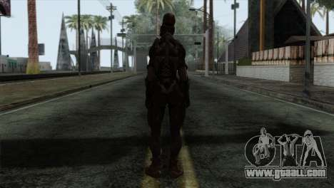 Jefa Suprema from Loquendo Stories for GTA San Andreas second screenshot