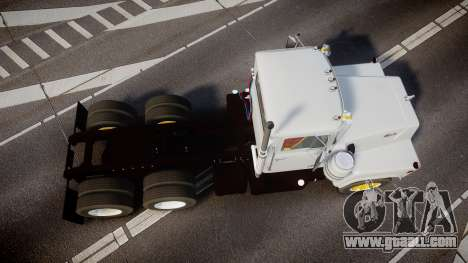 Mack R700 for GTA 4 right view