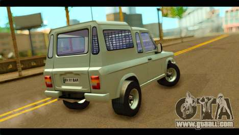 Aro 243 D for GTA San Andreas left view