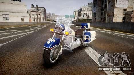 GTA V Western Motorcycle Company Sovereign QC for GTA 4