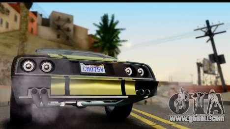 GTA 5 Imponte Phoenix IVF for GTA San Andreas right view