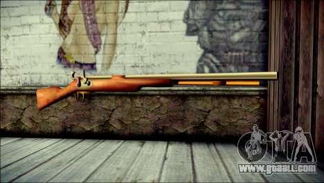 Tokisaki Kurumi Rifle for GTA San Andreas
