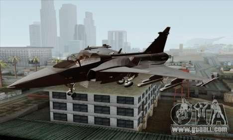 JAS-39 Gripen NG ACAH for GTA San Andreas