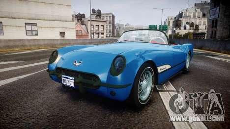 Mafia II Shubert Frigate [EPM] for GTA 4