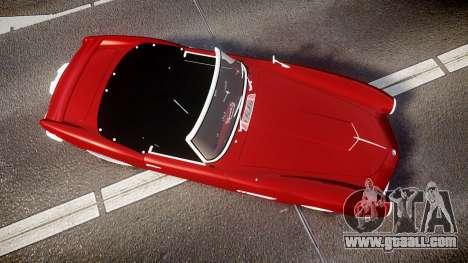BMW 507 1959 Stock Hamann Shutt VX4 [RIV] for GTA 4 right view
