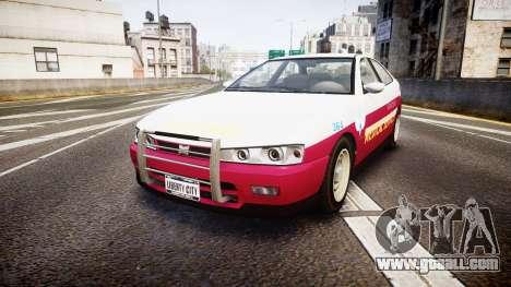 Dinka Chavos Paramedic for GTA 4