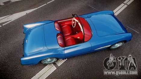 Mafia II Shubert Frigate [EPM] for GTA 4 right view