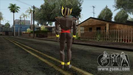Azazel Satria Garuda for GTA San Andreas second screenshot