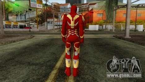 Iron Man Mark 43 Svengers 2 for GTA San Andreas second screenshot