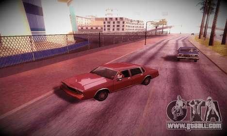 Ebin 7 ENB for GTA San Andreas