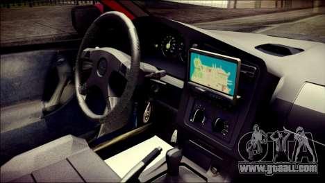 Opel Astra G Caravan for GTA San Andreas right view