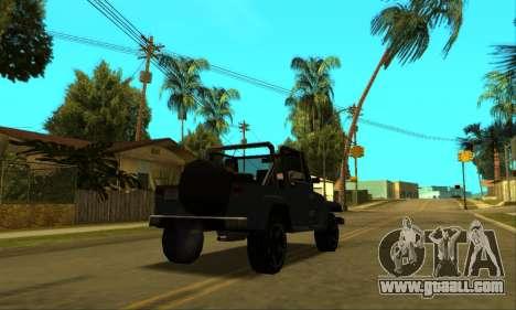 Mesa Final for GTA San Andreas interior