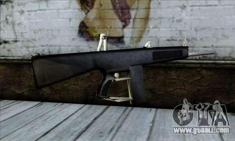 AA-12 Weapon for GTA San Andreas second screenshot