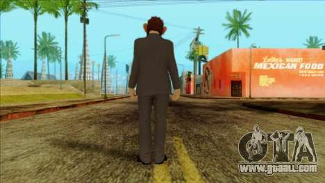 Skin from GTA 5 for GTA San Andreas second screenshot