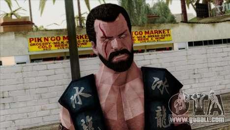 Sub-Zero Skin Mortal Kombat X for GTA San Andreas third screenshot