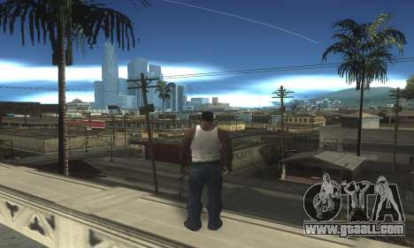 ENB v1.9 & Colormod v2 for GTA San Andreas second screenshot