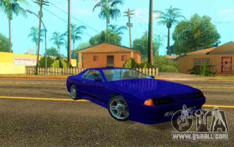Elegy WorldDrift v1 for GTA San Andreas