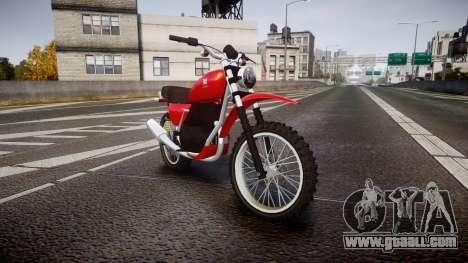 GTA V Dinka Enduro for GTA 4