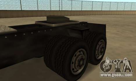 PS2 Tanker for GTA San Andreas