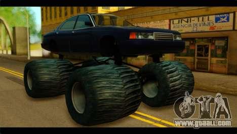 Monster Merit for GTA San Andreas