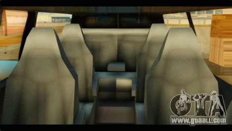 GMC Savana 3500 Passenger 2013 for GTA San Andreas right view