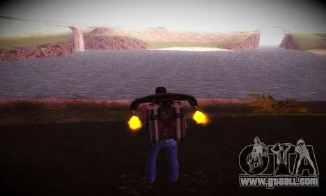 Ebin 7 ENB for GTA San Andreas third screenshot