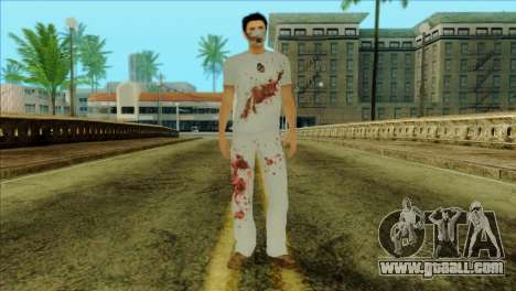 ER Alex Shepherd Skin without Flashlight for GTA San Andreas