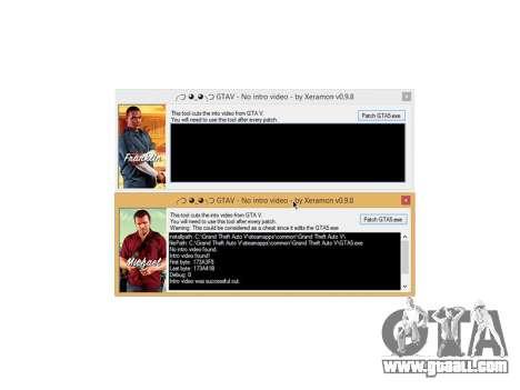 GTA 5 GTAV No intro video v0.9.8