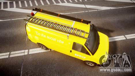 Vapid Speedo Whiz for GTA 4 right view