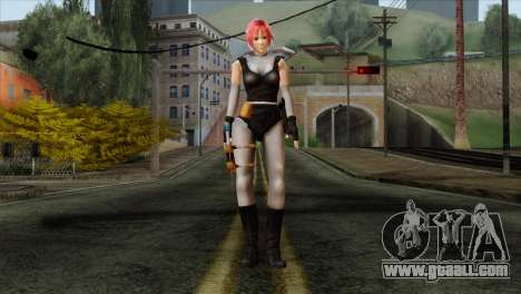 Regina DinoCrisis Skin for GTA San Andreas
