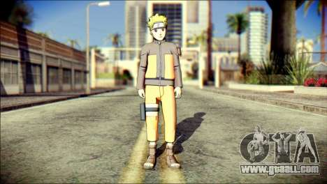 Naruto Skin for GTA San Andreas