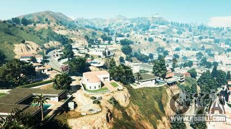 Real Life Graphics for GTA 5