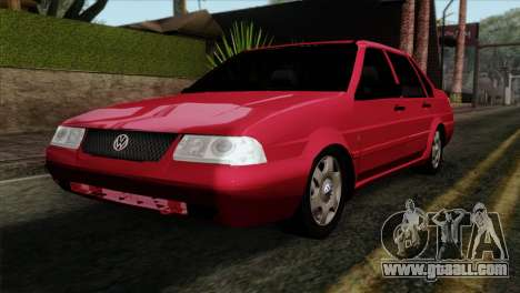 Volkswagen Santana for GTA San Andreas