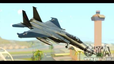 F-15C Eagle for GTA San Andreas