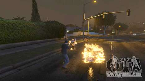 Grand Theft Zombies v0.1a for GTA 5