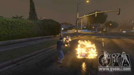 GTA 5 Grand Theft Zombies v0.1a second screenshot