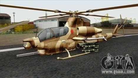 AH-1Z Viper IRIAF for GTA San Andreas