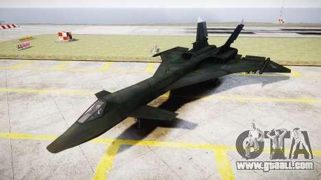 MiG-31 Fire Fox MEC PJ for GTA 4