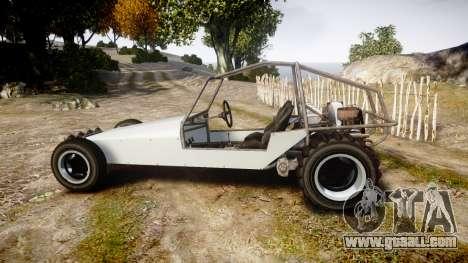 GTA V BF Dune Buggy for GTA 4 left view