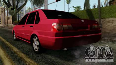 Volkswagen Santana for GTA San Andreas left view