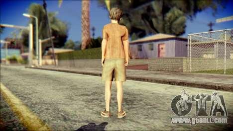 Joshua Shepherd SH Homecomimg for GTA San Andreas second screenshot